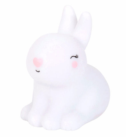 Mini Bunny Light, Decor, Little Lovely Company - Purr Petite