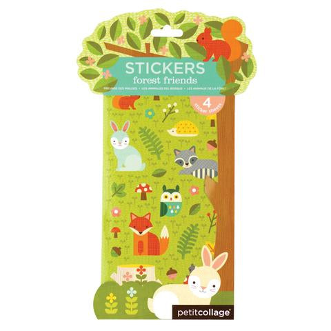 Sticker Sheets, Accessories - toddler, Petit Collage - Purr Petite