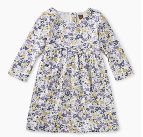 Wildflower bloom party dress, Dress - toddler, Tea - Purr Petite