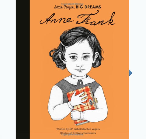 Anne Frank, , Little People BIG DREAMS - Purr Petite