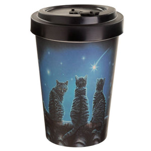 Wish up on a star Cat Bamboo Bolli