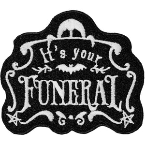 Funeral Patch