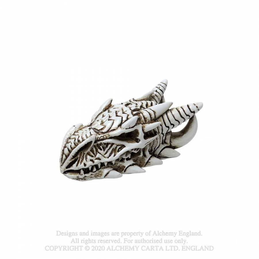 Miniature Dragon Skull