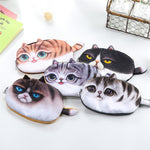 Kawaii Cat pencil Cases - Flannel