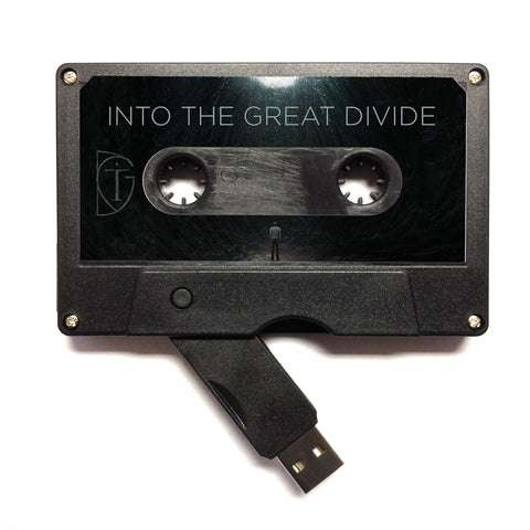 Limited Edition Into The Great Divide Cassette USB