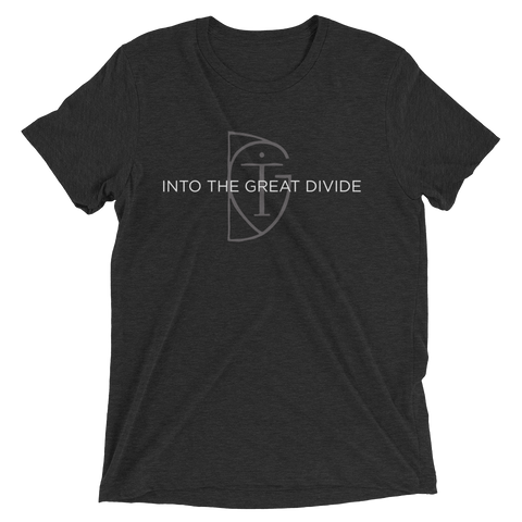 Mens ITGD Charcoal TriBlend Shirt