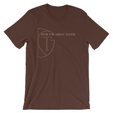 Mens ITGD Brown Shirt