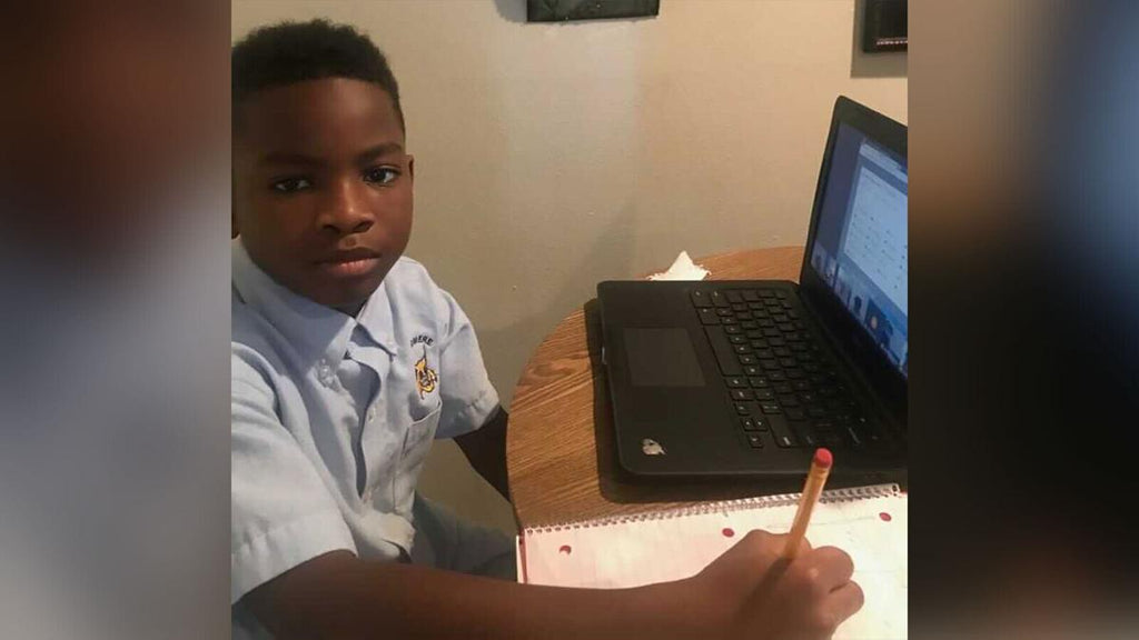 Parents sue Louisiana school district after 4th grader suspended for BB gun during virtual class at home