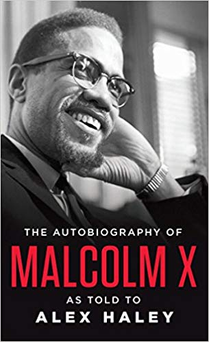 THE AUTOBIOGRAPHY OF MALCOLM X: AS TOLD BY TO BY ALEX HALEY PAPERBACK