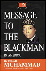 Message to the Blackman in America Paperback