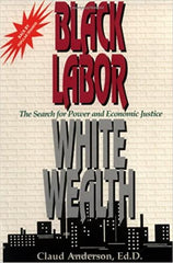Black Labor, White Wealth : The Search for Power and Economic Justice Paperback