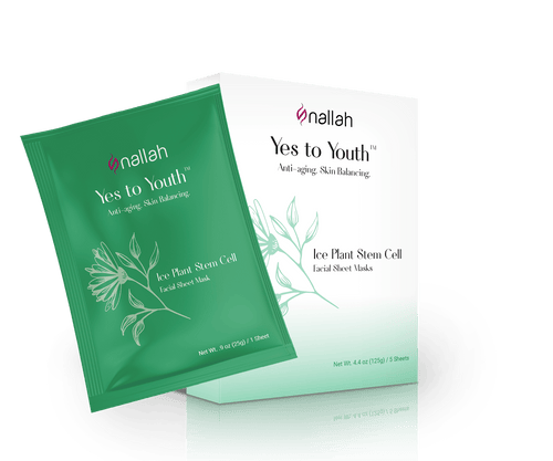 PE-SALE! Yes to Youth™ Ice Plant Stem Cell Mask