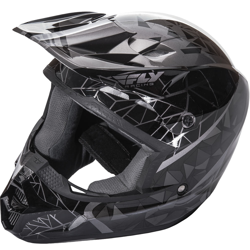 Fly Racing Kinetic Crux Helmet