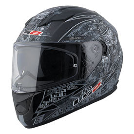 LS2 Stream Motorcycle Helmet Anti Hero