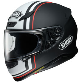 Shoei RF-1200 Recounter Helmet Matte Black/White