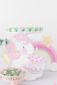 Papelaria Sweet Unicorn