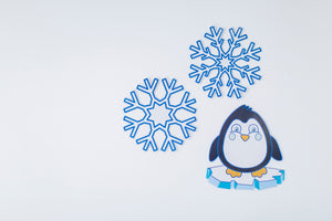 Papelaria Summer Penguin