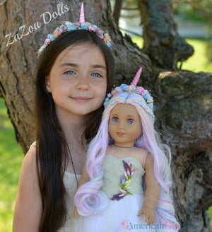 What is Zazou Dolls?