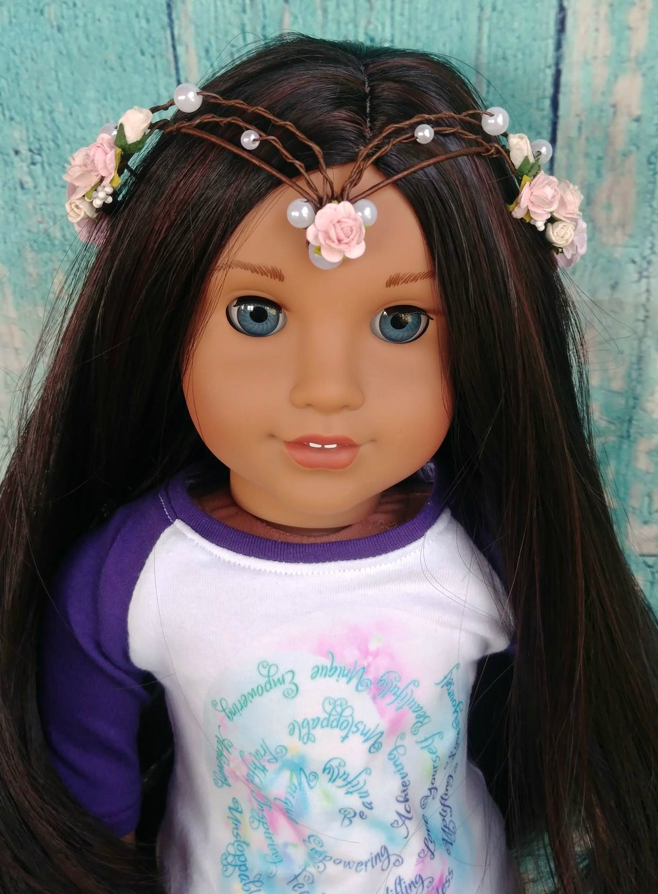 Zazou Dolls Exclusive Elven headband for 18 Inch dolls such as Journey, OG and American Girl