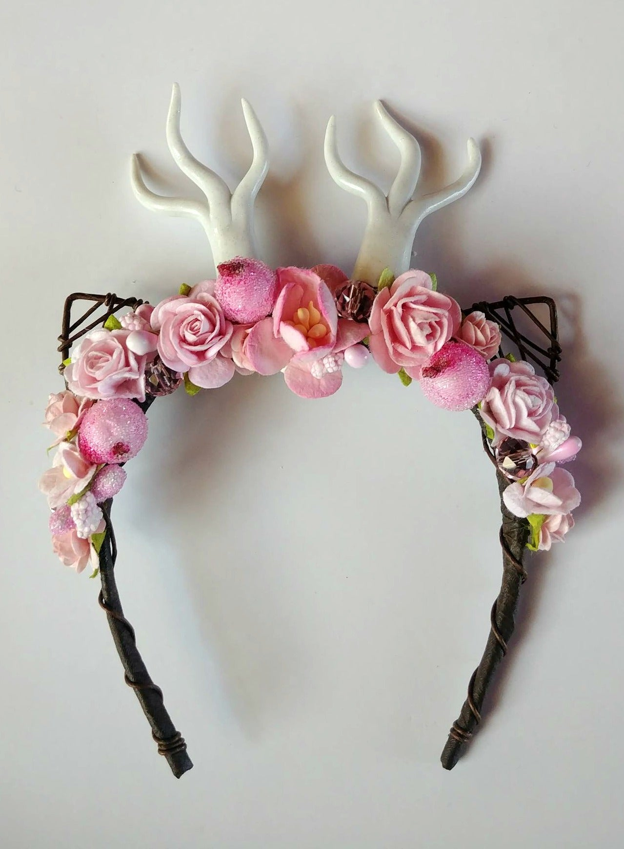 Zazou Dolls Exclusive Deer headband for 18 Inch dolls such as Journey, OG and American Girl