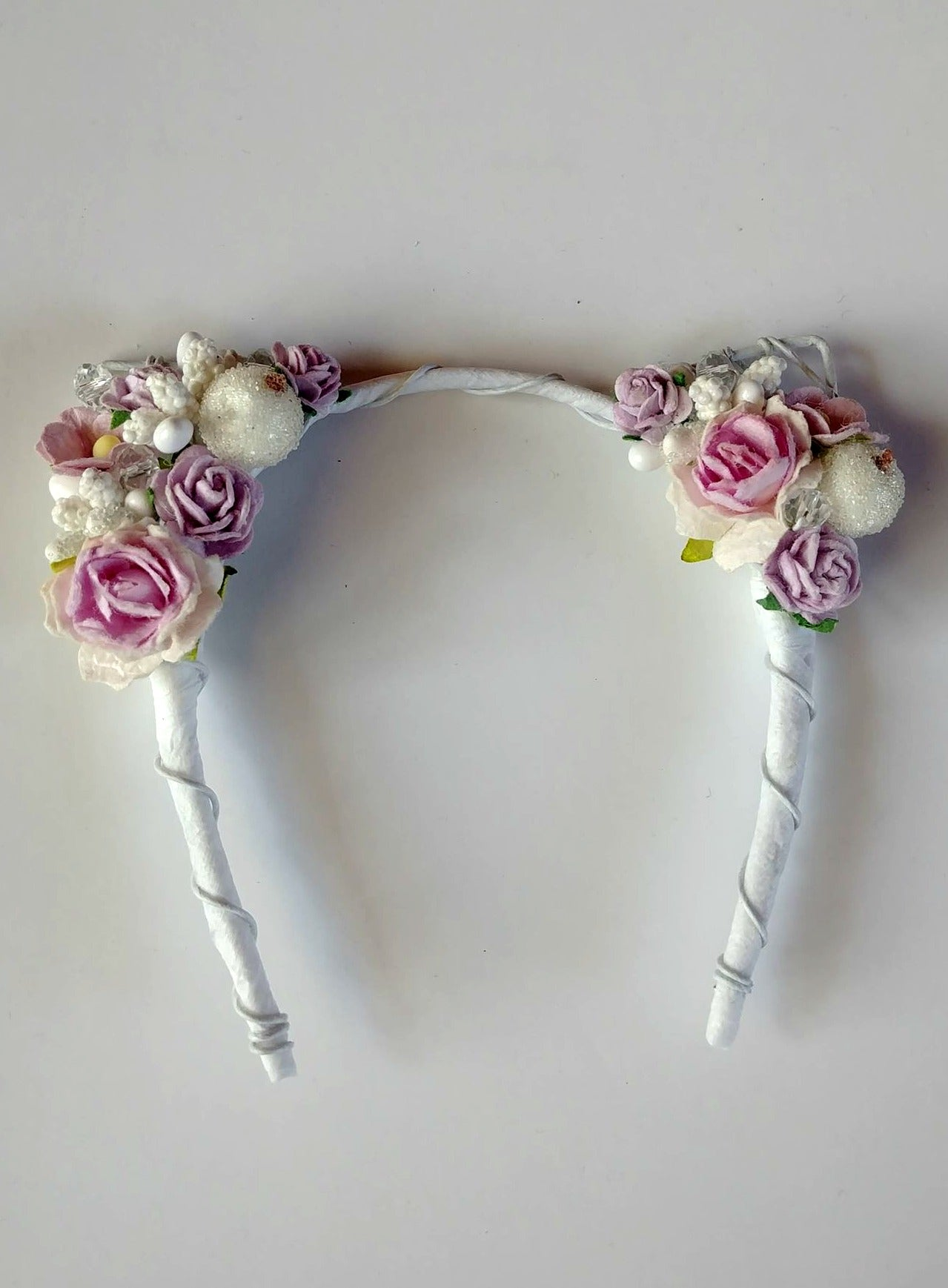 Zazou Dolls Exclusive Cat Ears headband for 18 Inch dolls such as Journey, OG and American Girl