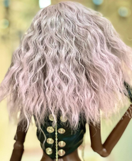 PREORDER: Zazou Dolls Exclusive  WIG Sweetie Blonde for 18 Inch dolls such as OG and American Girl