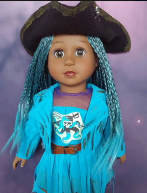 Zazou Doll customs