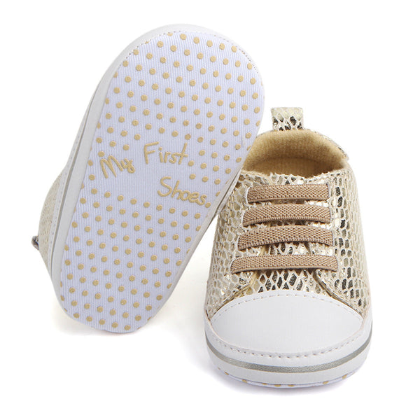 Soft Bottom Sole Baby Sneakers