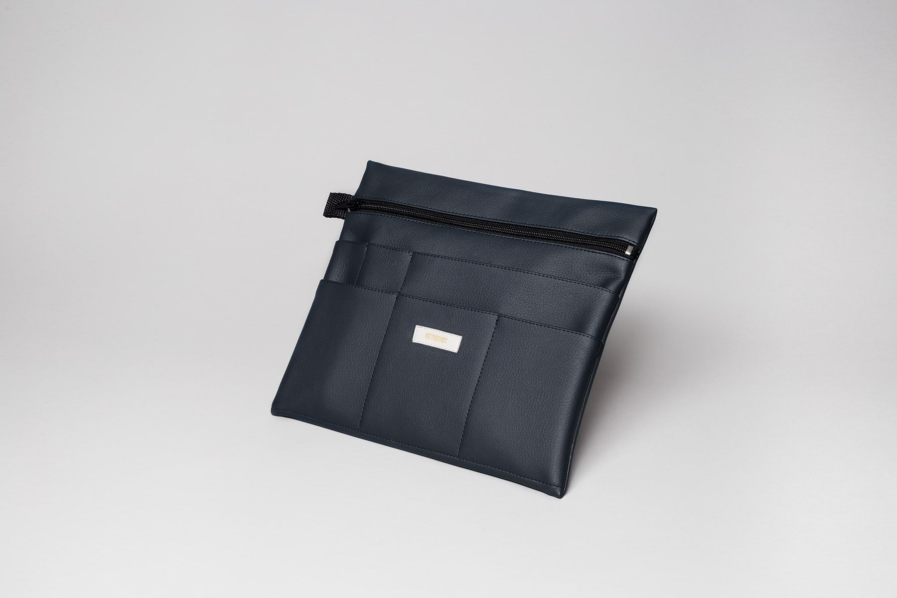 Pouch color azul navy