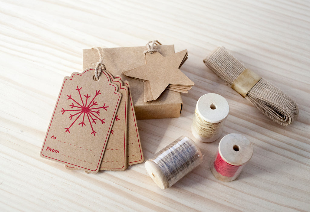 Kit para decorar regalos