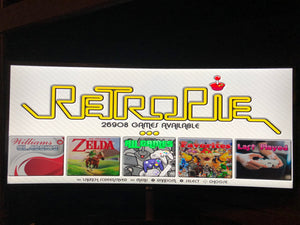 The SuperPi, Retropie Console, Raspberry Pi 3B+,Up To 26,000 Games, Up To 256GB SD Card
