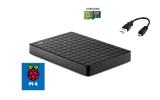 The Super Drive-23,000+ games for your Raspberry Pi 4 or Pi 3- 1 TB USB Drive, Full Game Libraries!
