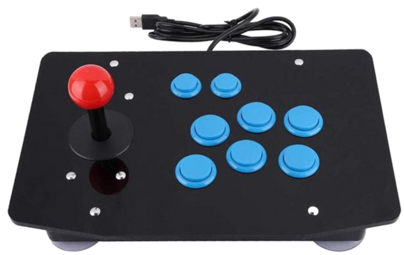 6 Button USB Arcade Controller
