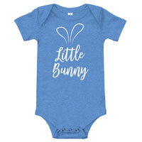 "Easter ""Little Bunny"" Infant Baby One Piece"