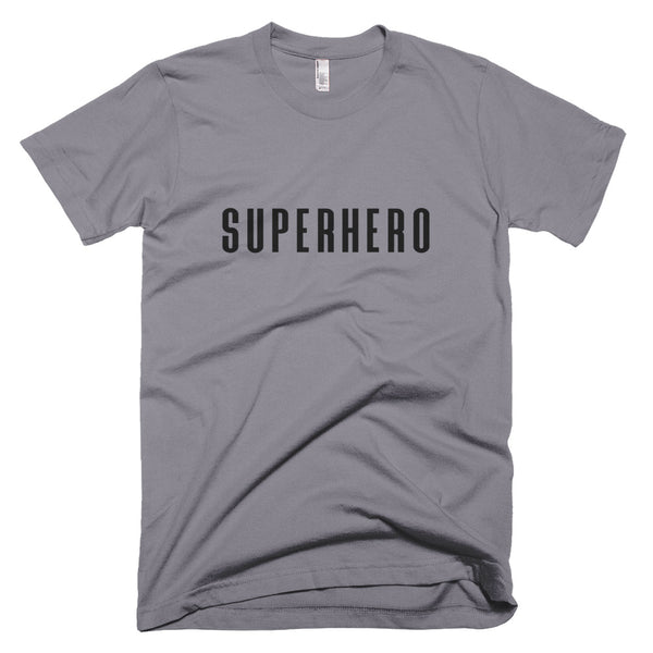"Father's Day ""Superhero"" Men's T-Shirt"