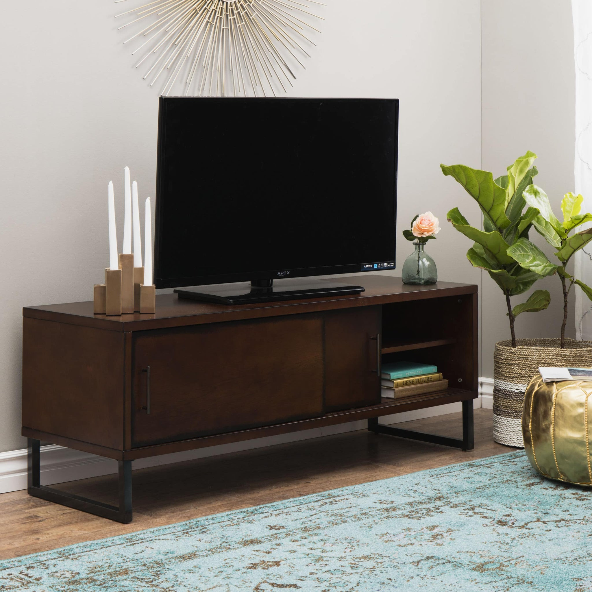 54-inch Entertainment Center