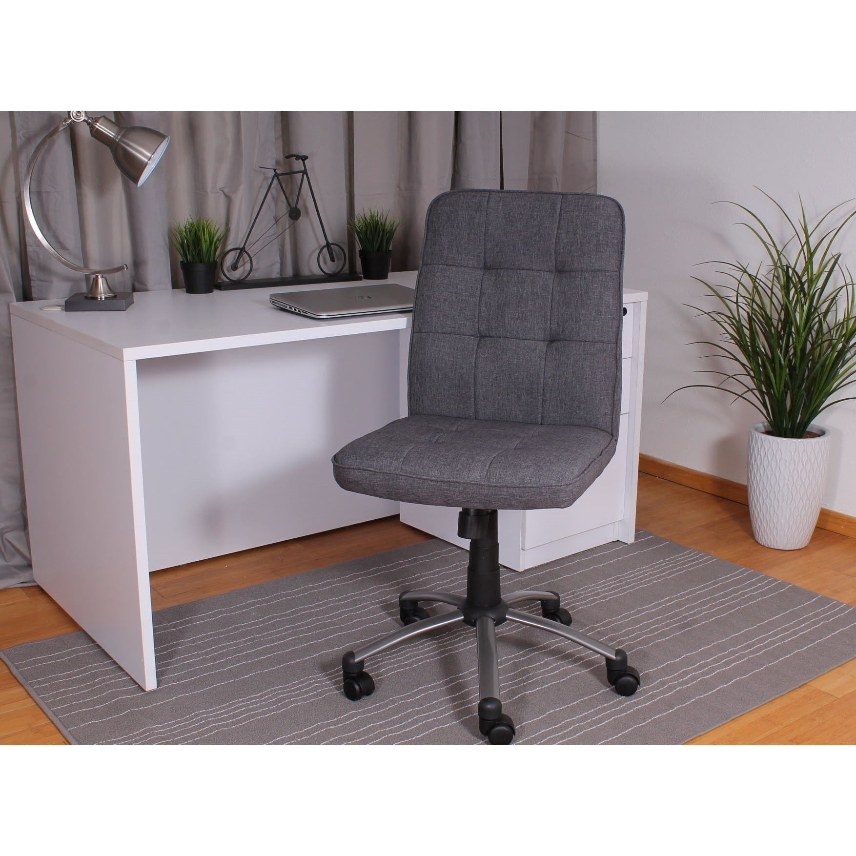 Fabric Modern Ergonomic Office Chair