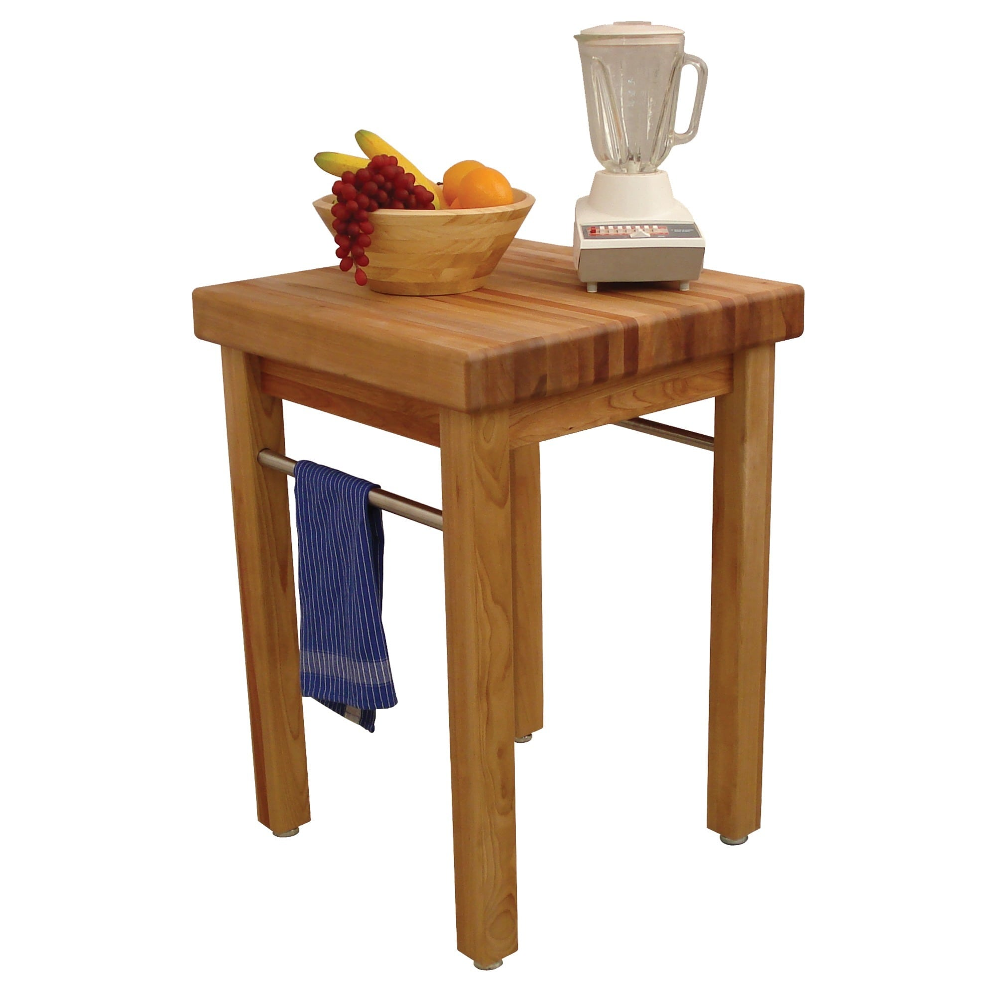 French Country Butcher's Block Table