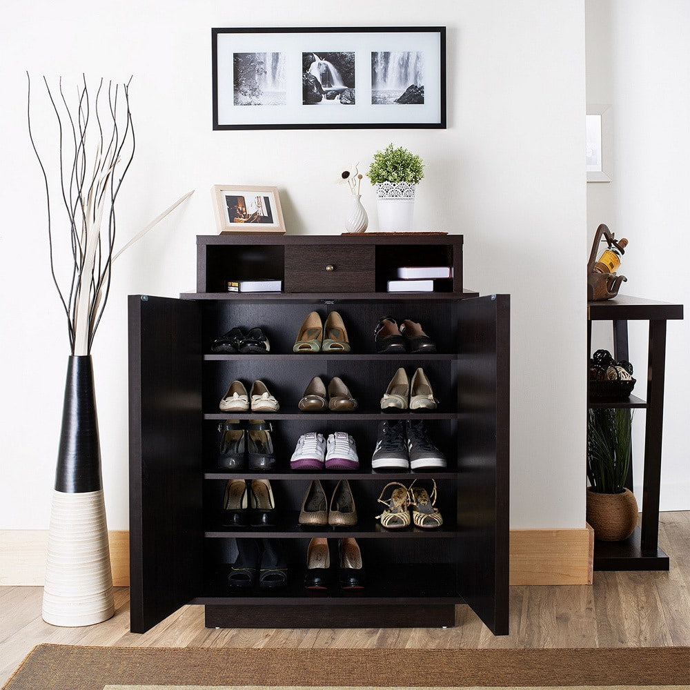 Five-shelf Shoe Cabinet
