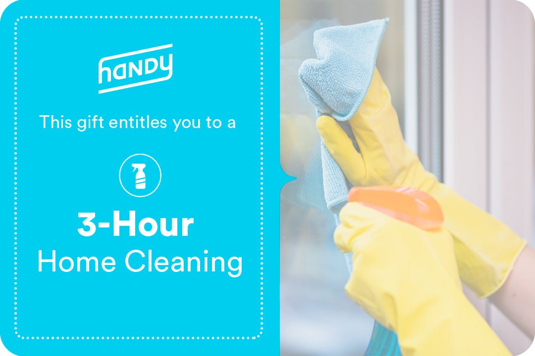 3-Hour Cleaning