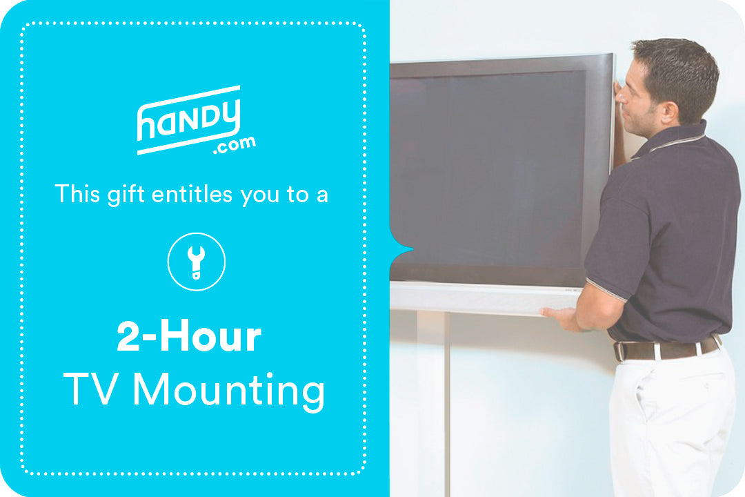 2-Hour TV Mounting