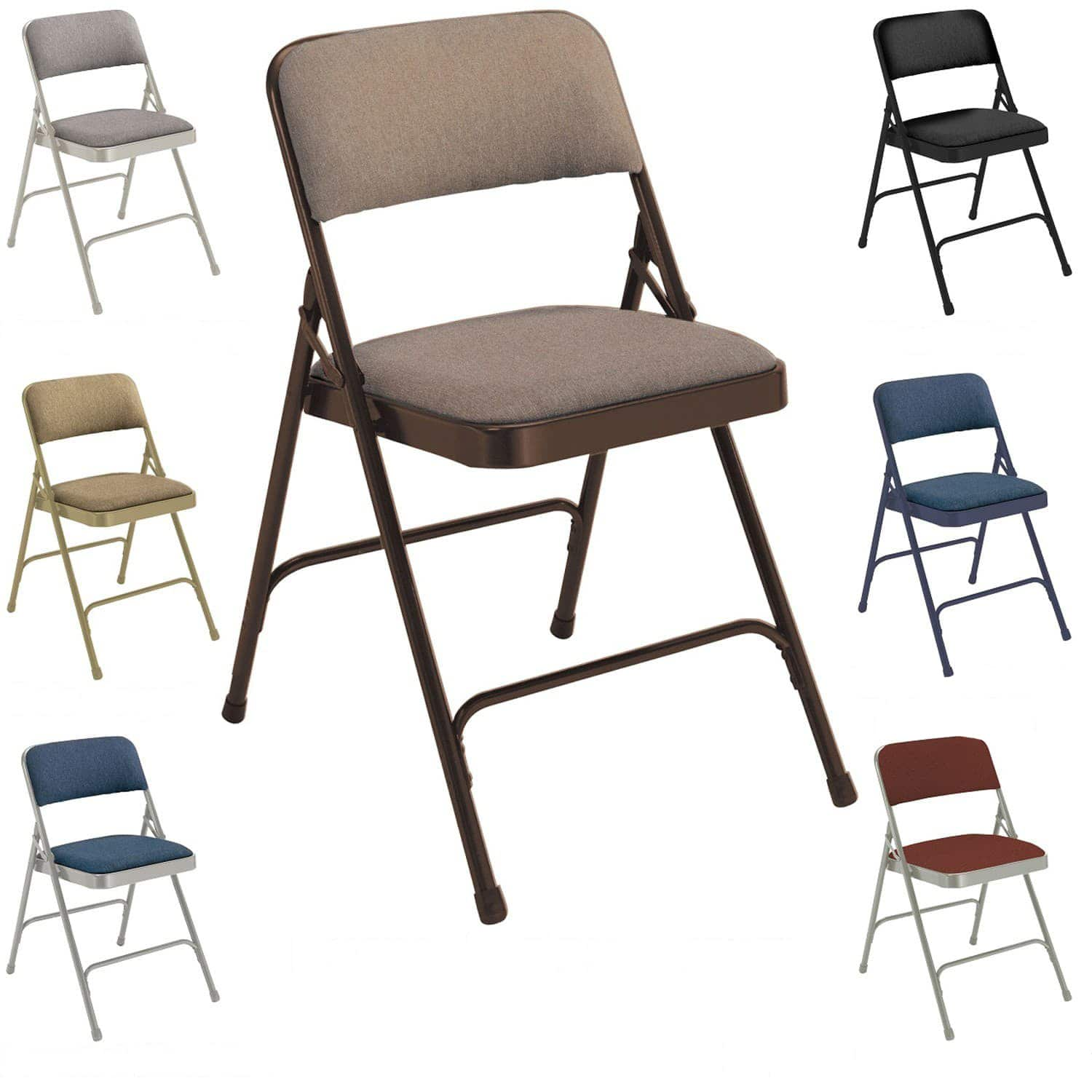 Upholstered Premium Folding Chairs