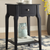 One-drawer Wood Storage Accent End Table