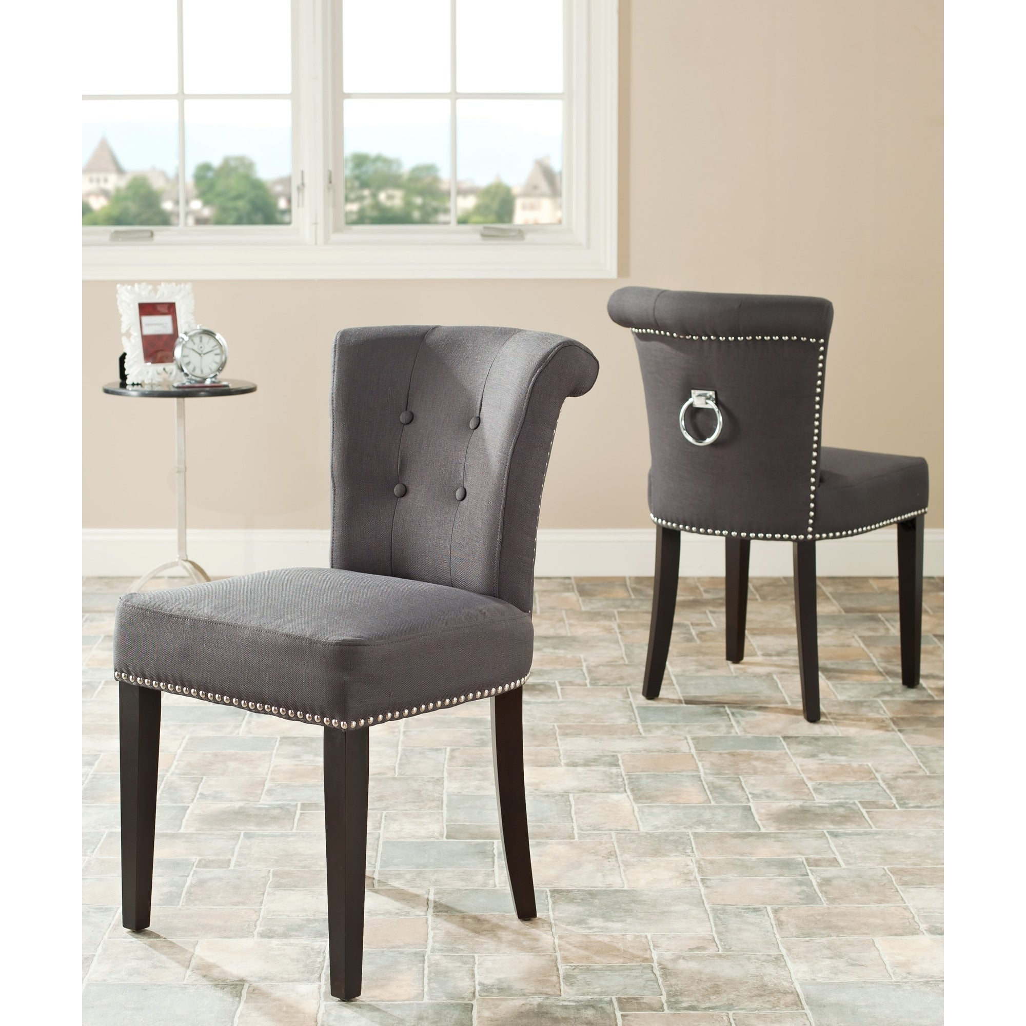 Polyester Dining Chairs