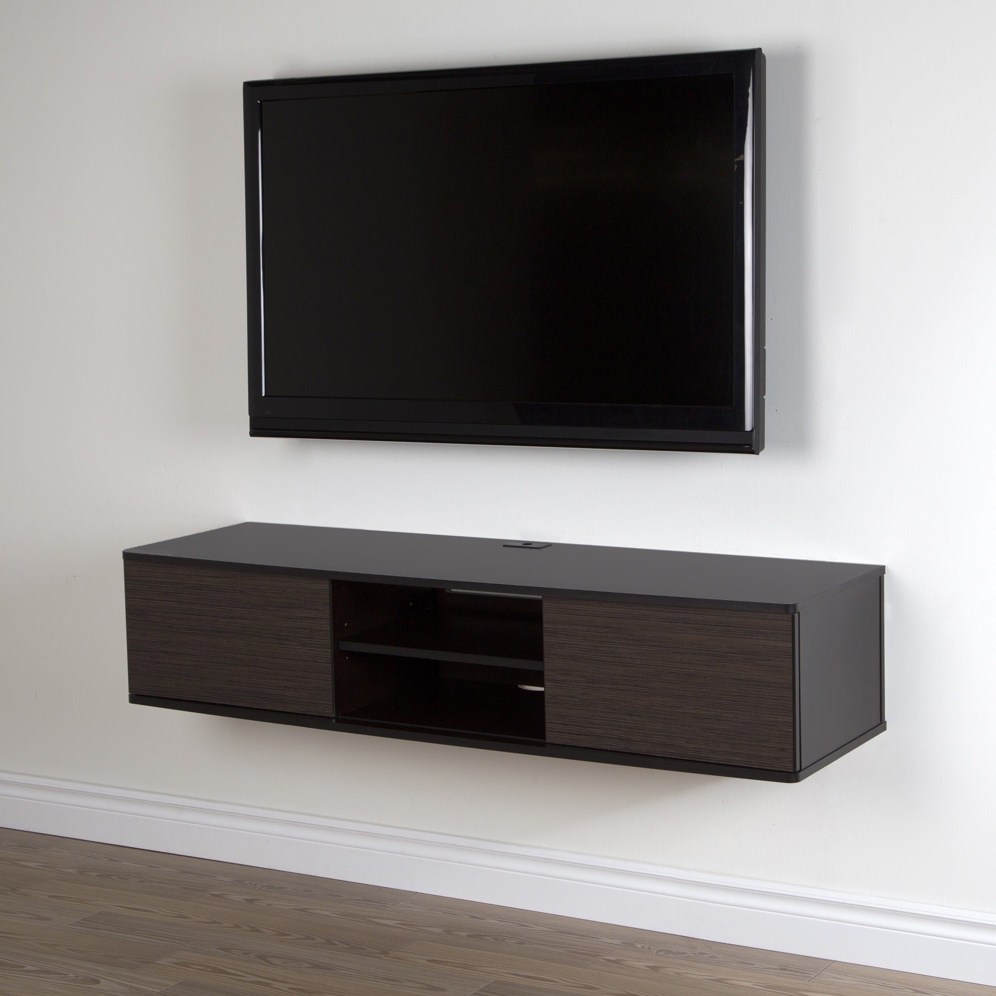 56-inch Wall Mounted Media Console