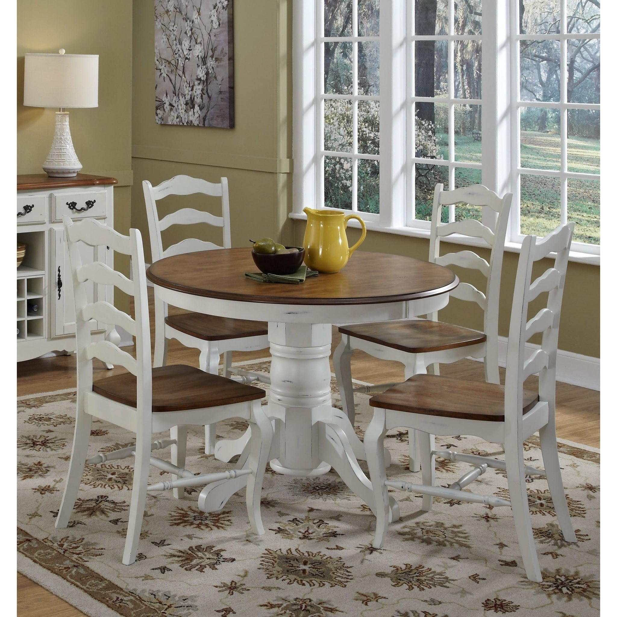 Traditional Countryside Dining Table