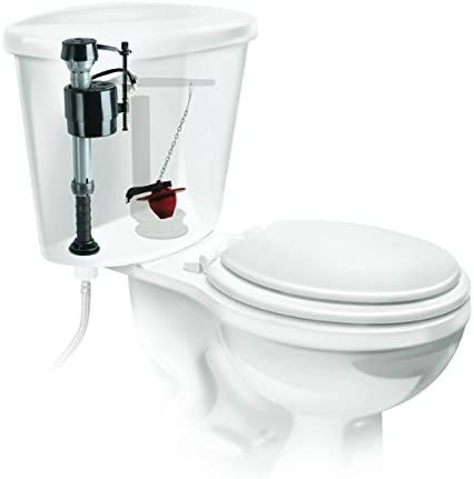 Toilet Fill Flapper Repair Kit (Product Only, No Installation)