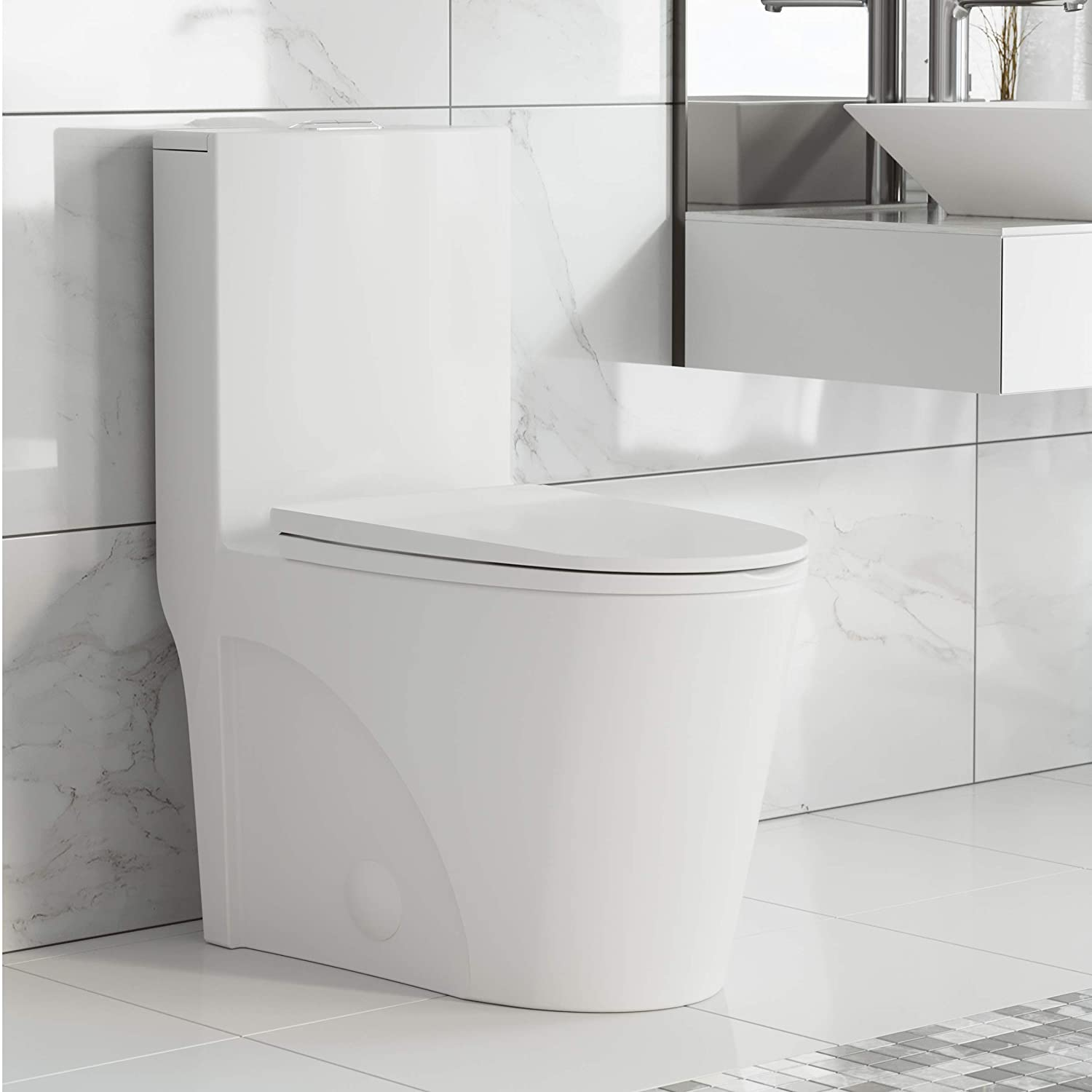 Toilet - Swiss Madison (Product Only, Installation not Included)