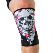 Rodilleras Neopreno 5mm Skull Girl
