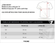 Playera rusty
